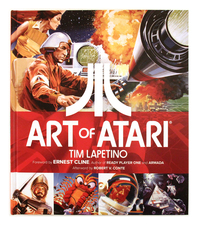 Art of Atari (Hardcover)