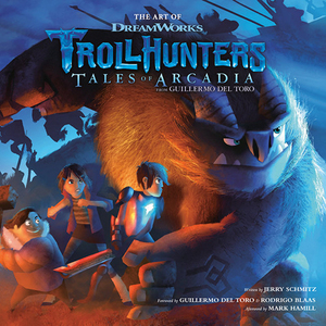 The Art of Trollhunters Panel & Signing