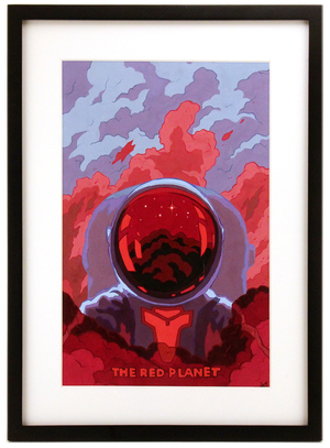The Red Planet, Devin Elle Kurtz