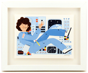 Sally Ride, Ellen Surrey