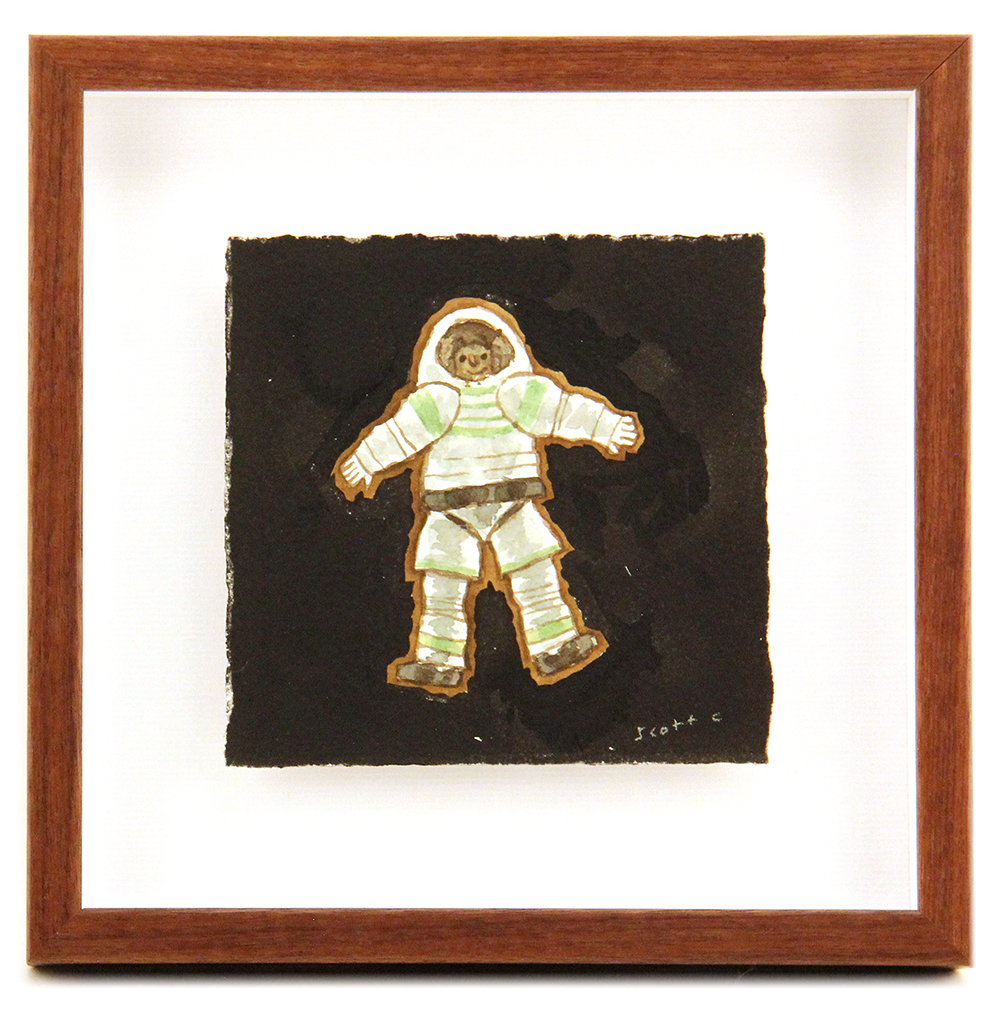 Spacesuit #5, scott c