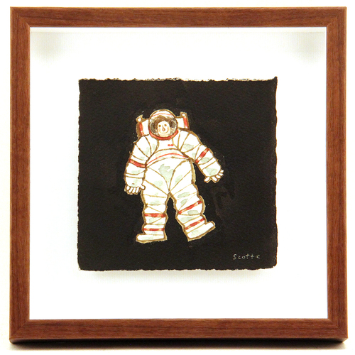 Spacesuit #10, scott c