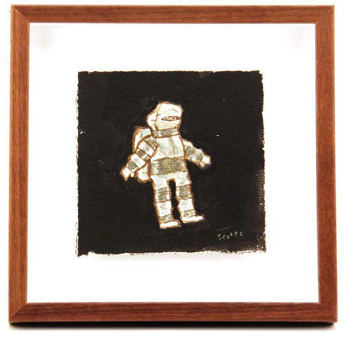 Spacesuit #11, scott c