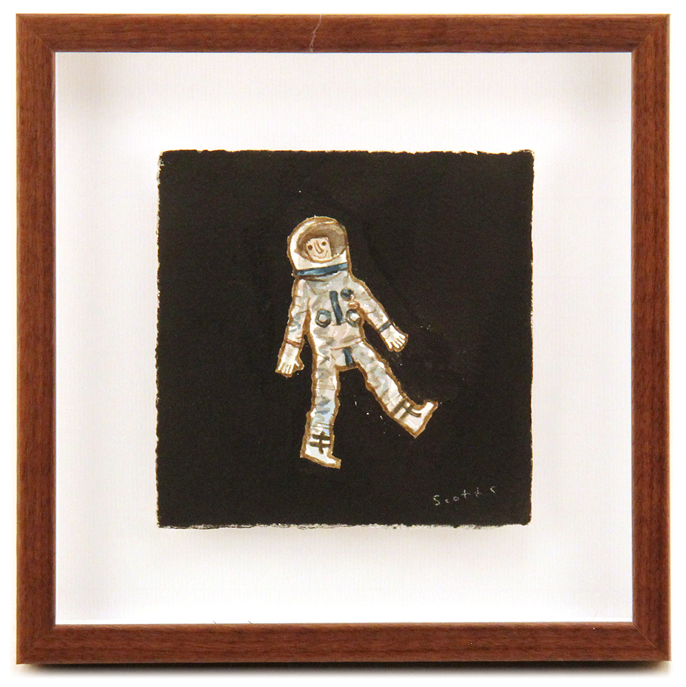 Spacesuit #13, scott c