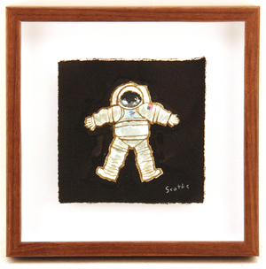 Spacesuit #18, scott c