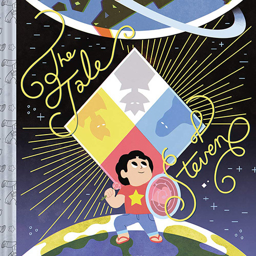 Steven Universe: The Tale of Steven (Book Signing)