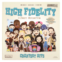 High Fidelity, Joey Spiotto