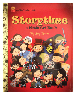 Storytime: A Little Art Book, Joey Spiotto