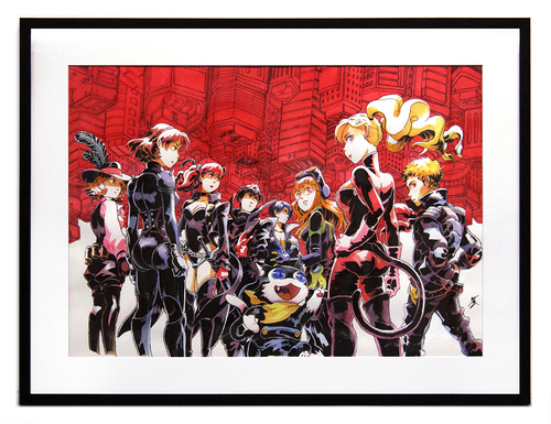 Phantom Thieves, Bryce Kho