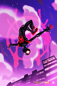 No Expectations (PRINT) (Spider-Verse), Babs Tarr
