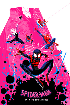 The Amazing Spider Man (Silkscreen) , Doaly