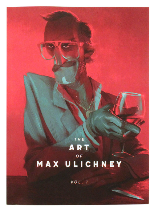 The Art of Max Ulichney, Max Ulichney