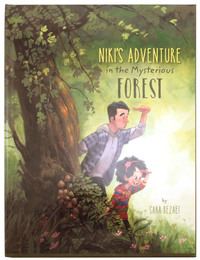 Niki's Adventure in the Mysterious Forest, Sara Rezaei