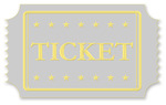 Admission Ticket for Unearthed Treasures: Gallery Nucleus 15th Anniversary Auction