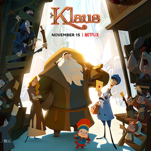 The Art of KLAUS (A Netflix Original Film)