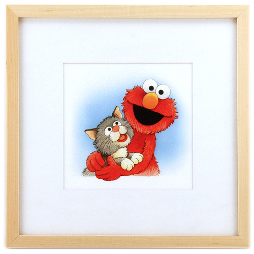 Find Your Purrfect Furry Friend- Love the Fur You're In (Framed Print), Maggie Swanson