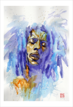 Marley (print), david  mack