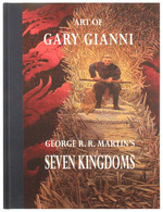 Art of Gary Gianni GRRM's Seven Kingdoms