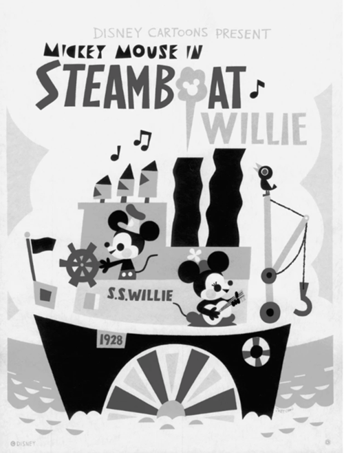 Steamboat Willie, Joey Chou