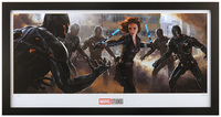 (Avengers: Age of Ultron) Black Widow Keyframe, Andy Park