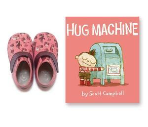 Artwalks: Hug Machine - Gift Set, scott c