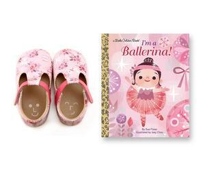 Artwalks: I'm a Ballerina - Gift Set, Joey Chou