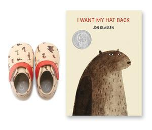 Artwalks: I Want My Hat Back - Gift Set, Jonathan Klassen