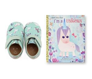 Artwalks: I'm a Unicorn - Gift Set, Joey Chou