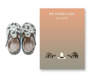 Artwalks: We Found a Hat - Gift Set, Jonathan Klassen