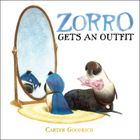 Zorro Gets an Outfit, Carter Goodrich
