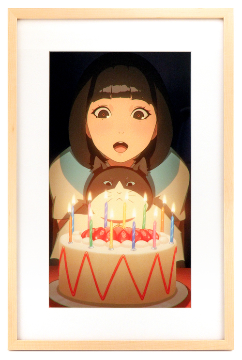 The Art of The Wonderland: Akane Cake, Ilya Kuvshinov
