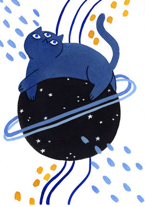 Sleeping Saturn, Heidi Moreno