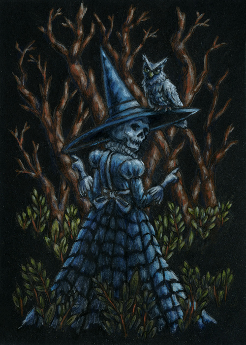 Witch Way, Melissa Kojima