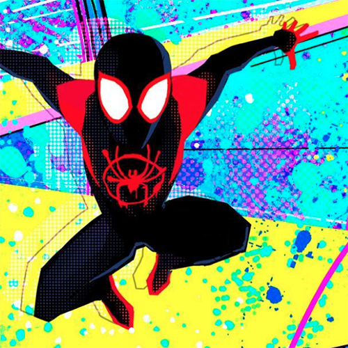 Painting the Spider-Verse w/ Yuhki Demers