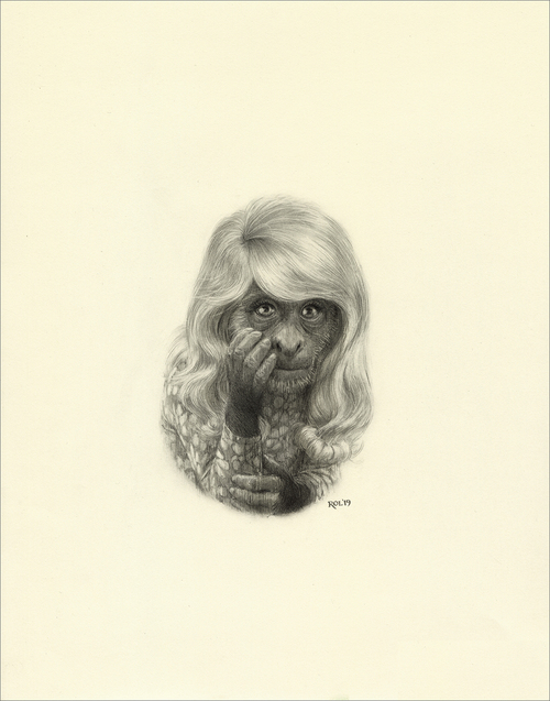 Harriet, Mammalia #9 (print), Ryan O'Loughlin