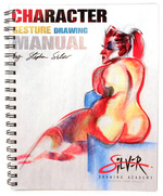 Character Gesture Drawing Manual
