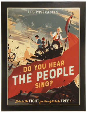 Do You Hear The People Sing?, Michael McCain