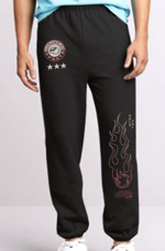 Sweatpants Ultramelon