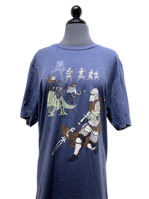 The Mandalorian T-Shirt by Jed Henry, Jed Henry