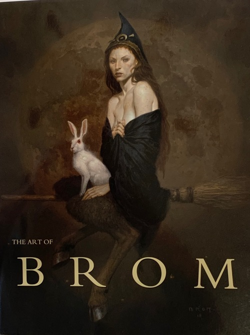 The Art of Brom - Publisher Edition