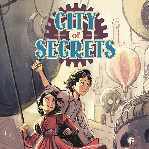City of Secrets Signing w/ Victoria Ying