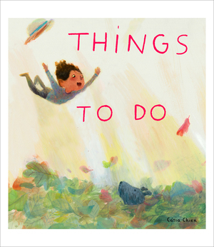 Things to Do: Cover (print), Catia Chien