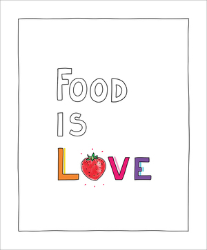 Food Is Love, Lindsey Pollard