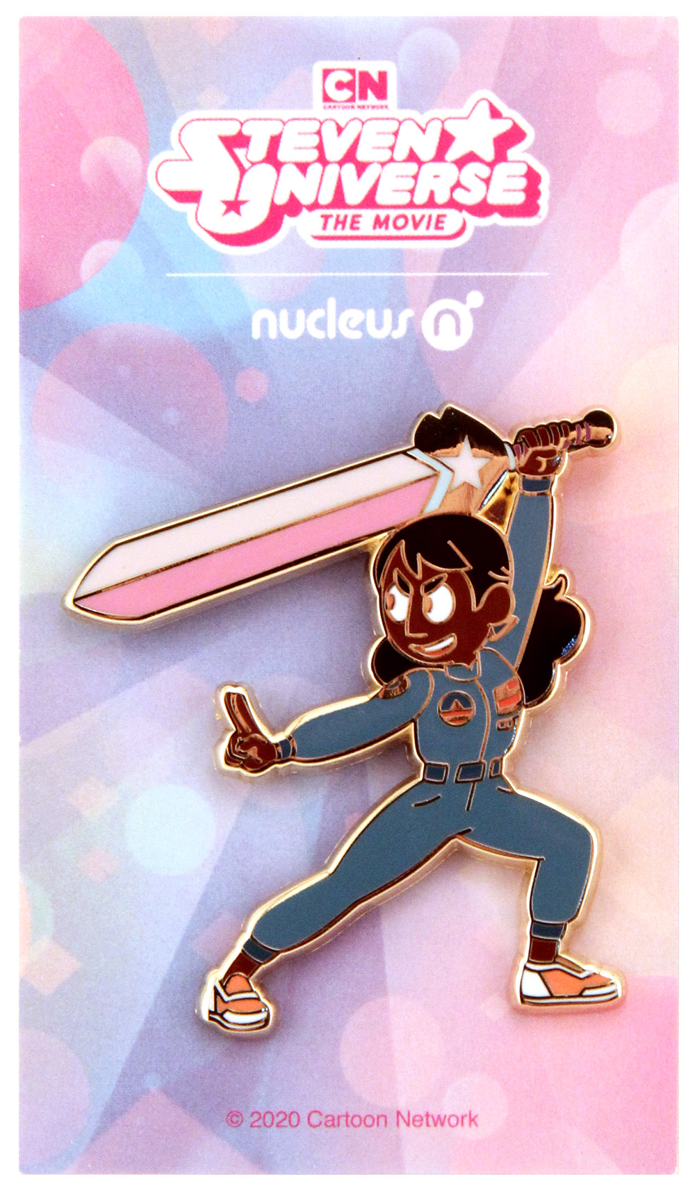 Steven Universe The Movie Enamel Pin (Connie), Cartoon  Network