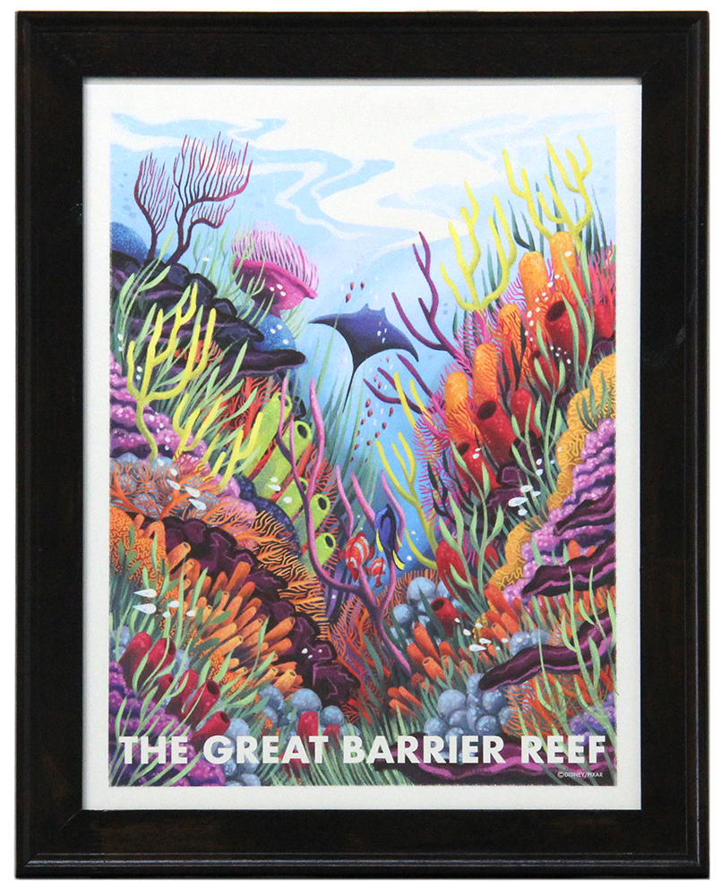 The Reef, Beverly Arce