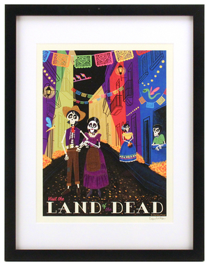 Land of the Dead, Eren Blanquet Unten