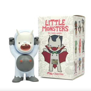 Little Monsters Re-Child Blind Boxes, Zeen Chin