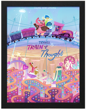 Train of Thought, Joey Chou