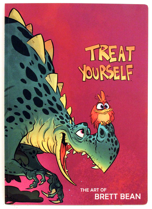 Treat Yourself (2019 Art Book)