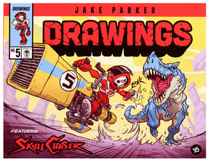 Jake Parker Drawings V